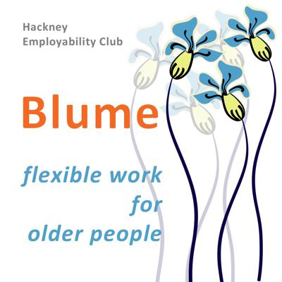 Cover art for Blume – flexible work for older people