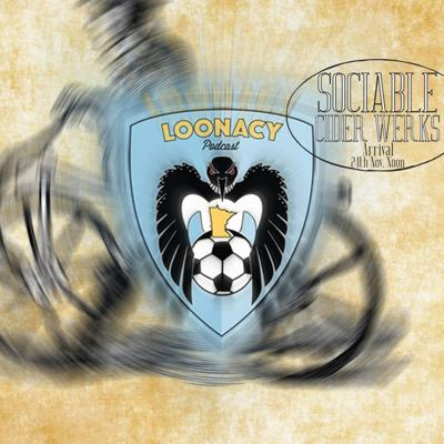 Cover art for 046 Sociable Cider Werks, Dedicated to Tom: Bridget McDowell, Early Offseason MNUFC News and Bank robbers
