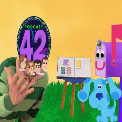 Cover art for Blues Clues