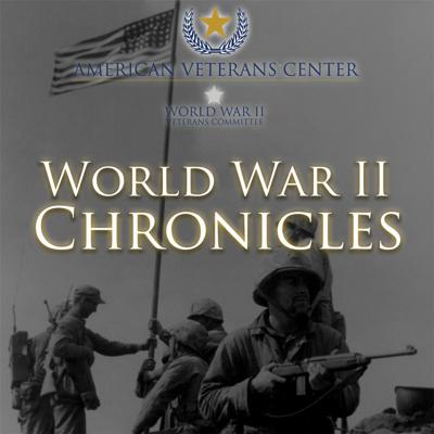 World War II Chronicles is a weekly look back to 'This Week in World War II, 75 Years Ago.' Originally produced in coordination with the National Archives to mark the 50th anniversary of the war, World War II Chronicles features original newsreel reports and archival footage to tell the story as it happened, week by week.  Hosted by famed World War II newsreel anchor Ed Herlihy, World War II Chronicles is produced by the American Veterans Center.