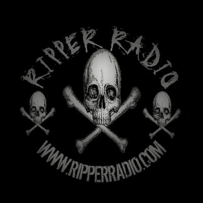 welcome to the ripper Radio podcast we are a heavy metal music podcast geared towards small indie labels and unsigned bands and promoting the musical underground.