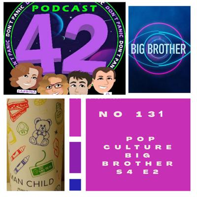 Cover art for Pop Culture Big Brother 4 P2
