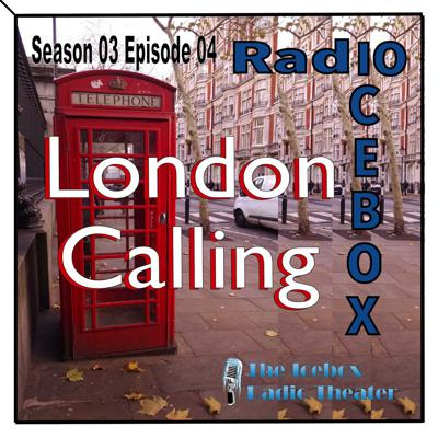Cover art for London Calling; episode 0304