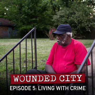 Cover art for Episode 5: Living with Crime