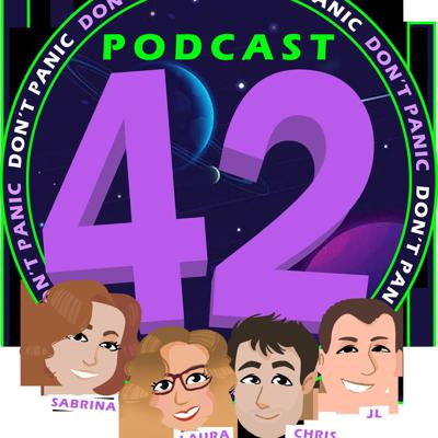 Cover art for Podcast 42 - Live!
