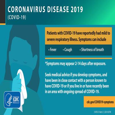 Cover art for The CDC Just Issued This Big Warning Against The Spread