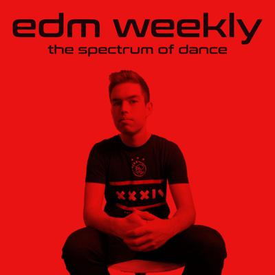 Cover art for EDM Weekly Episode 340