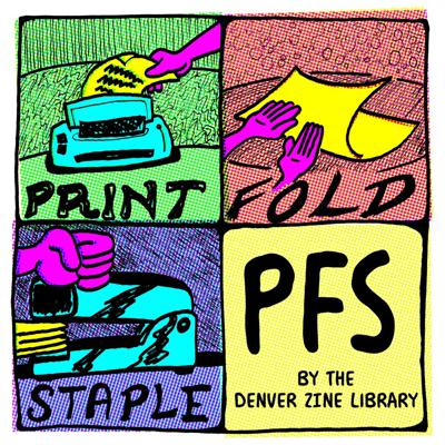 Print, Fold, Staple - the DZL Podcast