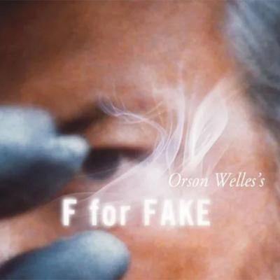 Cover art for Episode 482: F for Fake (1973)