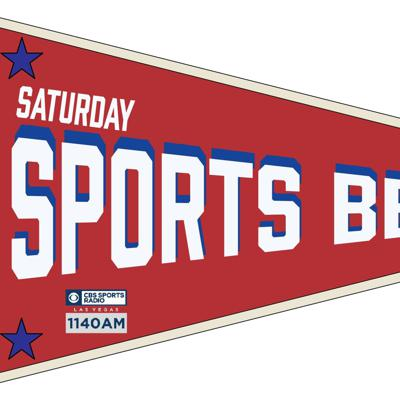 Join us every Saturday from 8-10am as we explore the world of sports in Las Vegas. From UNLV to the Golden Knights, from the Raiders to the Aces, we cover it all. With top-notch guests and analysis...we'll keep you up-to-date on everything sports in Sin City. Join host Tony Cordasco worldwide streaming on the Radio.com app!
