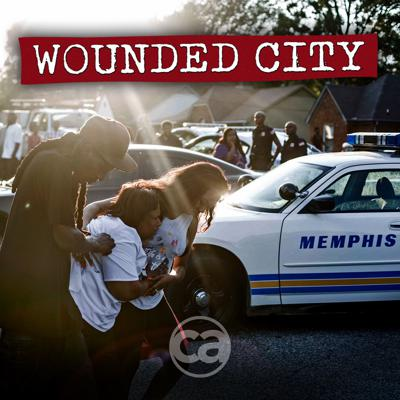 Cover art for Preview: Wounded City