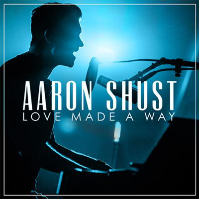 Cover art for Aaron Shust Goes Live