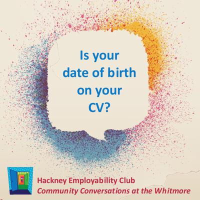 Cover art for Is your date of birth on your CV?