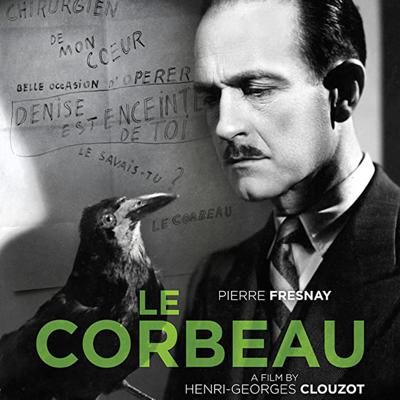 Cover art for Episode 468: Le Corbeau (1943)