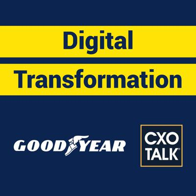 Cover art for Smart Tires: Digital Transformation at Goodyear