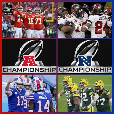 Cover art for NFL Championship Weekend