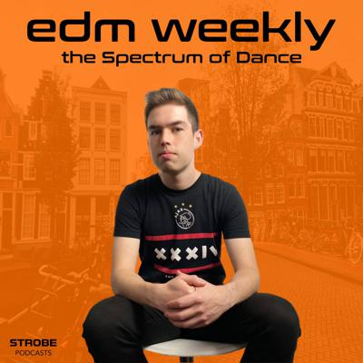 Cover art for King's Day/Koningsdag Hard Mix | EDM Weekly 334