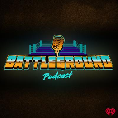 Recorded in the heart of Nashville at the iHeartRadio studios on legendary Music Row! This is the Battleground Podcast & Belles Of The Brawl with Battle, Eli, Lana & KB! Your place for all things pro wrestling! From the independent scene to WWE, AEW, ROH, New Japan and Impact Wrestling! Hot Topics, as well as interviews with some of the biggest names in the game! Past guests include Billy Corgan, Cody Rhodes, Roman Reigns, Charlotte Flair, Kevin Nash, Jim Ross, Rikishi, Mark Henry and other wrestling superstars!