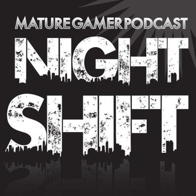 Cover art for Night Shift Xmas Special 2015