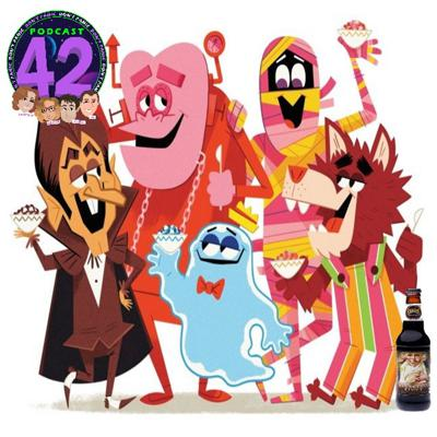 Cover art for No 126: Monster Cereal
