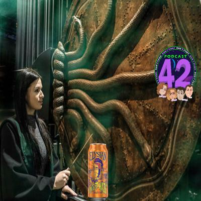 Cover art for No 125: Houses Of Hogwarts: Slytherin
