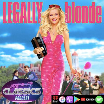Cover art for Back to Legally Blonde