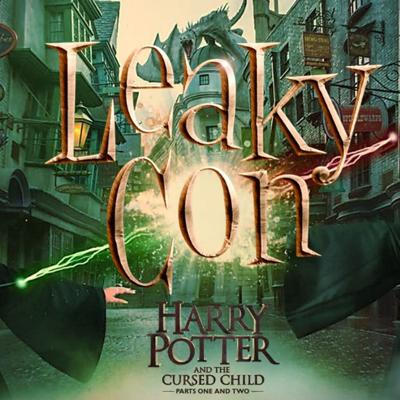 Cover art for Live At LeakyCon! Harry Potter & The Cursed Child