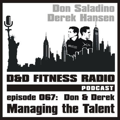Cover art for Episode 067 - Managing the Talent