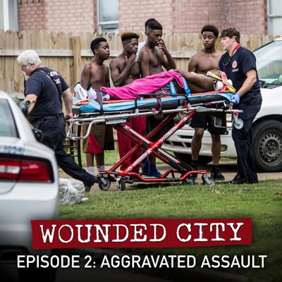 Cover art for Episode 2: Aggravated Assaults