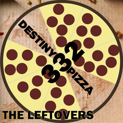 Cover art for Week 332: The Leftovers
