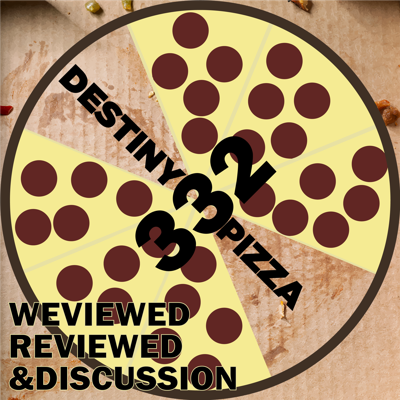 Cover art for Week 332: WeViewed/Reviewed & Discussion