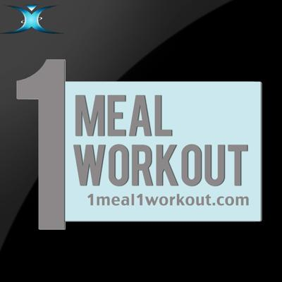 1 Meal 1 Workout