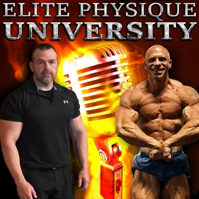 Elite Physique University is a podcast that brings together all the facets of elite physique enhancement.  Hosted by diet coaches and entrepreneurs John Gorman and Jason Theobald it pulls the curtain back on the truth about what it takes to build an amazing physique.  They cover topics not just for natural bodybuilders and physique enthusiasts, but also cover the topics from a perspective that enhanced individuals can garner new knowledge as well.  Until now, no one has put out a podcast from both sides of the coin at such a high level.  Prepare to learn beyond the basics and take your knowledge to a whole new level with Elite Physique University.