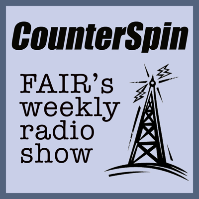 CounterSpin, FAIR's weekly radio show, provides a critical examination of the major stories every week, and exposes what the mainstream media might have missed in their own coverage.