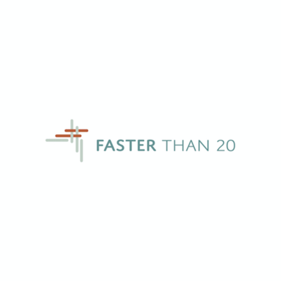 Faster Than 20