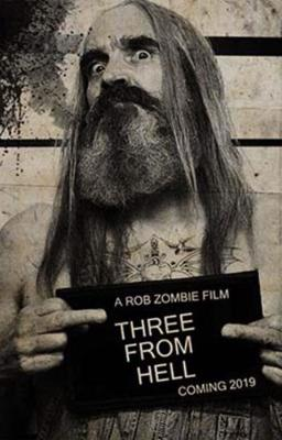 Cover art for Talking 3 FROM HELL, Sid Haig's Balls, and More with Bill Moseley