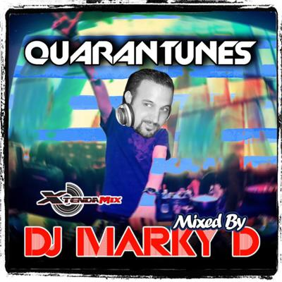 Cover art for MARKY D Presents The 70's