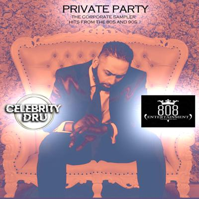 Cover art for PRIVATE PARTY