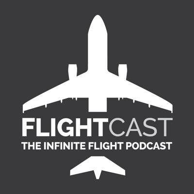 FlightCast is an aviation Podcast inspired by the mobile flight simulator, Infinite Flight. Our mission is to discuss all things aviation! Tune in to hear your host, Jason Rosewell along with co-host Mark