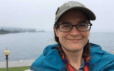 Cover art for Episode 15: An Interview with Heidi Trudell