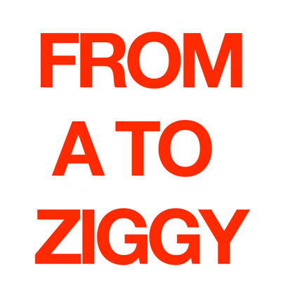 From A To Ziggy — Alphabetical David Bowie