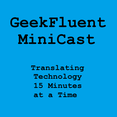 Podcast – GeekFluent