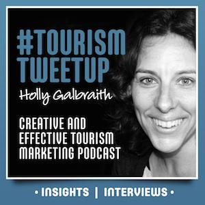 Tourism Tweetup the Podcast