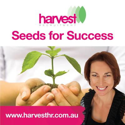 Harvest Recruitment – Seeds for Success