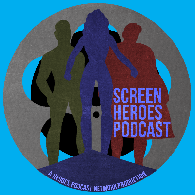 Screen Heroes is the Heroes Podcast Network's flagship series dedicated to discussing heroes of all kinds found on the big and small screen. We'll hit on comic book heroes from DC and Marvel, plus non-superheroes from all across popular culture.