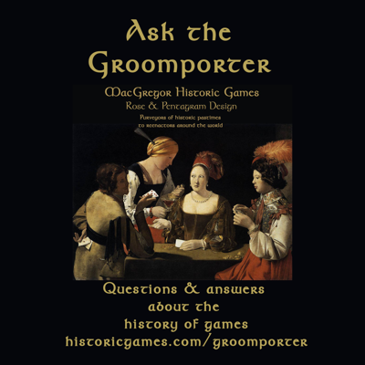Ask the Groomporter