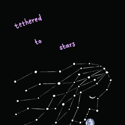 Cover art for Tethered to Stars by Fady Jadouh