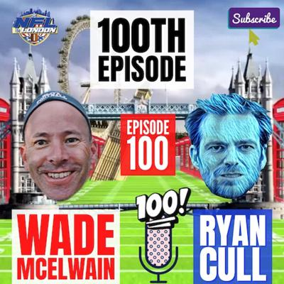 Cover art for 100th Episode-Ep 100