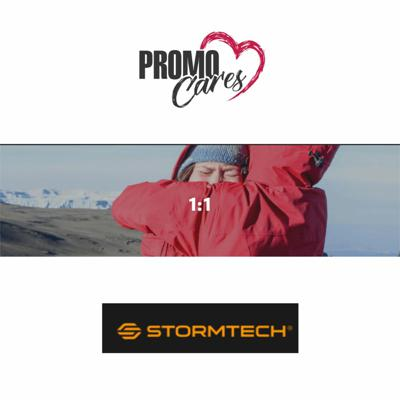 Cover art for 1:1 Giving with Stormtech USA