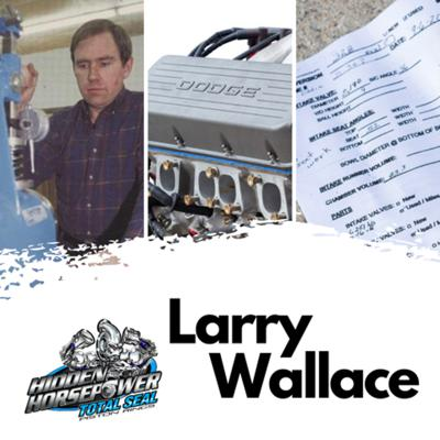 Cover art for Larry Wallace E31 Total Seal Piston Rings